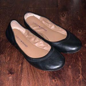 Lucky Brand Ballet Flats For Women. Size 7.